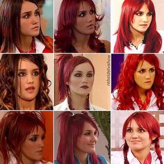 "Roberta Pardo #Rebelde #DulceMaria #RBD """