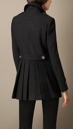 Cappotto militare con pieghe posteriori | Burberry595€