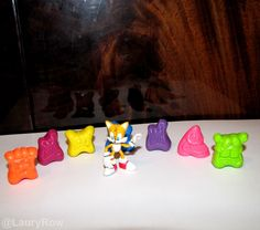 #tail #sonic #jojo's #toy #90s #BouncinBoneheads  @LauryRow ♥  Like my page here ::  https://www.facebook.com/pages/Disneycollecbell/603653689716325