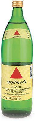 Apollinaris Bottled Water