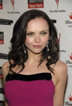 Christina Ricci- From Addams Family to Sleepy Hollow, this cutie is just amazing! The creepier the role, the hotter she is!