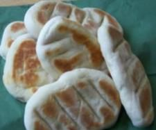 Rezept Schnelles Pfannen-Brot (ohne Backofen!) von Emily123 - Rezept der Kategorie Brot