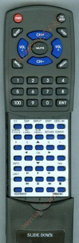 PANASONIC Replacement Remote Control for N2QAYB000321, TC26LX14, TC32LX14, TC32LX14N by Redi-Remote. $24.27. This is a custom built replacement remote made by Redi Remote for the PANASONIC remote control number N2QAYB000321. *This is NOT an original  remote control. It is a custom replacement remote made by Redi-Remote*  This remote control is specifically designed to be compatible with the following models of PANASONIC units:   N2QAYB000321, TC26LX14, TC32LX14, TC32LX14...