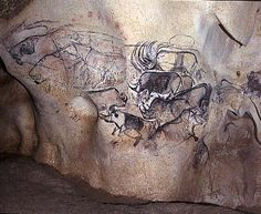 Chauvet cave in France