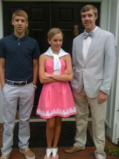polos, searsucker, lily p and bowties