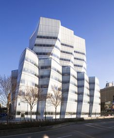 Фрэнк Гери (Frank Gehry) - Манхэттен, Нью-Йорк