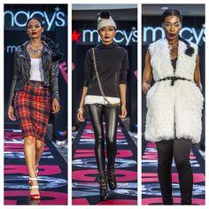 Brittany,Ruby & Asia are a dynamic trio at the Macy's Fall Fashion Rocks event. @thetashiagency @fashion_rocks_official #fashionrocks #macys #fallfashion #agencymodels #thetashiagency #dcmodels #newfaces #tashitalent
