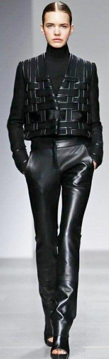 David Koma Ready To Wear Fall Winter 2014 London