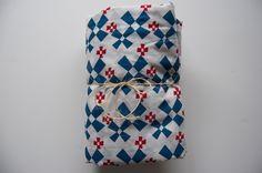 Vintage Dutch Bedding / Duvet and Pillow Case..