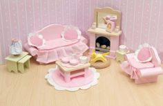 Unique Doll furniture, doll cradles, doll strollers and doll accessories allow your baby girl to enjoy her dolls even more. Unbelievably special furniture for dolls at unheard-of prices. Utterly different doll furniture that your little girl will adore. Baby Furniture, Doll Furniture, Dollhouse Furniture, Furniture Sets, Dollhouse Toys, Wooden Dollhouse, Wooden Toy Shop, Wooden Toys, Dollhouse Accessories