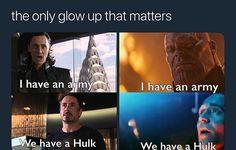 Loki's glow up