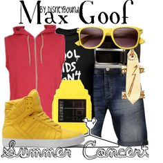"""""""Max Goof"""" by lalakay on Polyvore"""