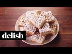 Best Butterbeer Fudge Recipe - How To Make Butterbeer Fudge - Delish.com