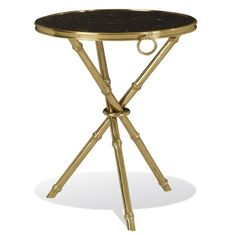 Rue Royale Side Table - Occasional Tables - Furniture - Products - Ralph Lauren Home - RalphLaurenHome.com