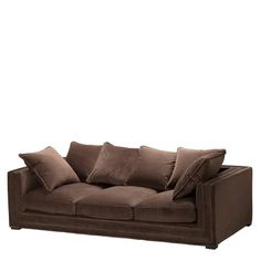 Eichholtz Menorca Sofa - Brown