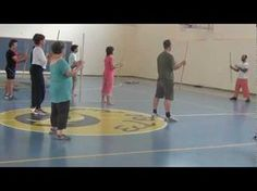 Bothmer Israel - Stick work lesson (1) - YouTube