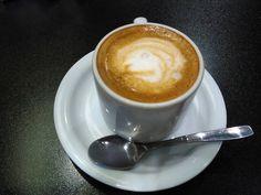 Hoy mi café venía con cara