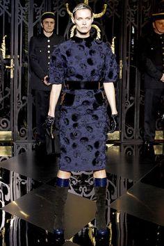Malgosia Bela Louis Vuitton automne-hiver 2011-2012