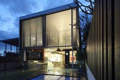105 V House by Shaun Lockyer Architects (20)