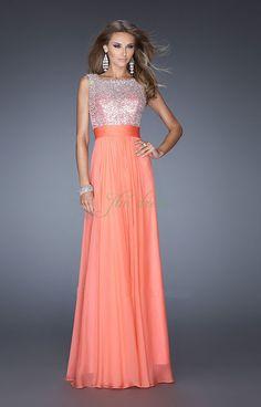 Prom dress halter style