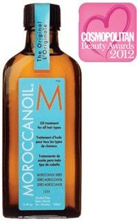 Our must-have hair product for frizz-free hair  Moroccanoil Oil Treatment for All Hair Types