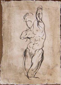 Estudio anatomico (Drawing) https://www.facebook.com/ElEternoproblema/