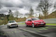 Volkswagen Golf GTI Clubsport S Is Koning Van De Nurburgring