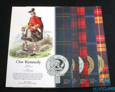 Clan Laminated A4 Pr