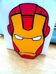 Iron Man Birthday Invitation by LCCreations09