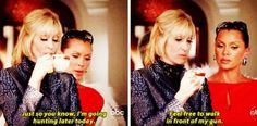 """16 Reasons Wilhelmina Slater From """"Ugly Betty"""" Was The Role Model We Never Knew We Needed"""