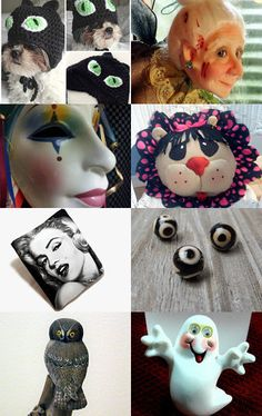 Who  (Or What)   Will You Be This Halloween? by Betty S. on Etsy--Pinned with TreasuryPin.com
