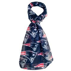 New England Patriots Women's Infinity Scarf