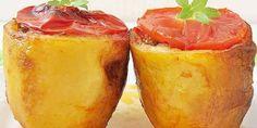 Etli Patates Dolması