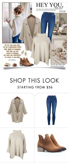 """Cool Neutrals: Hey You, Yeah, you."" by annabu ❤ liked on Polyvore featuring Lorena Antoniazzi, Fall and Nudes"
