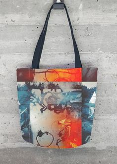 Tote Bag - swallowtail tote by VIDA VIDA twdbo