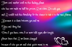 Holden McNeil to Alyssa Jones | Chasing Amy