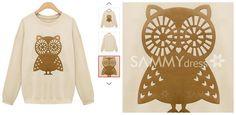 Owl-paita :3 (KUVIO)