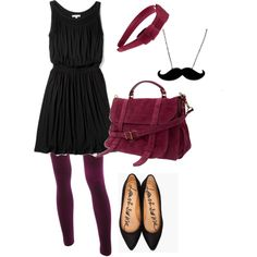 Another of my Polyvore creations.