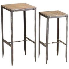 Cyan Design Camelback Nesting Tables
