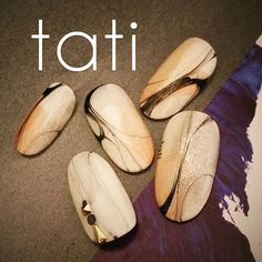 tati 竹原千晴 VETRO Art director @tati_nail silk line繊細な...Instagram photo | Websta (Webstagram)