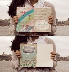 love this journal idea
