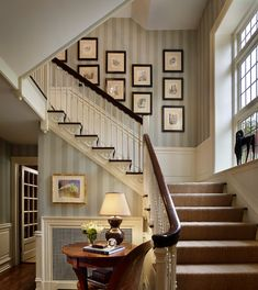 also a nice look, for the hallway.