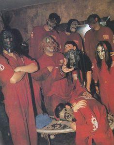 Slipknot in the beginning
