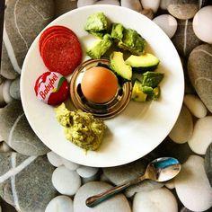 Breakfast #lowcarb #glutenfree #keto #LCHF by thehappycoeliac