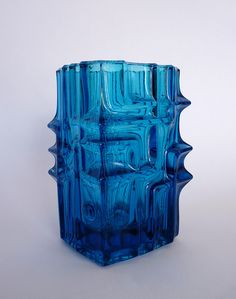 Vladislav Urban Sklo Union Vase by Fox & Thomas, via Flickr