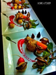 #spring#chicken#mushrooms#green#beans#