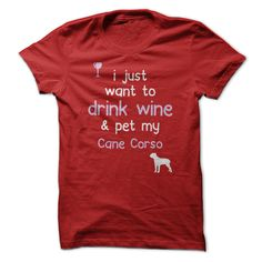 #Namest-shirt... Cool T-shirts  Worth :$21.00Purchase Now    Low cost Codes   View pictures & photographs of Drink Wine & Pet My Cane Corso t-shirts & hoodies:In case you don't completely love our design, you possibly can SEARCH your favourite one through t....