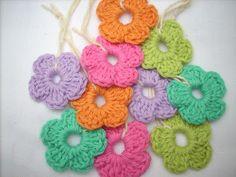 Scraponique: Easy Peasy Flower Pattern.