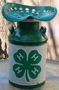 a repurpose recycle for a 4 h fundraiser, repurposing upcycling, Ordered the decal from the website and explained what I wanted him to do It sold for a great deal of money and now sits in a former 4 H er and now physician s office
