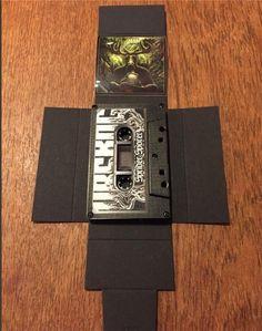 Annons på Tradera: Urskog - Sprider Sporer - kassett - kassettband